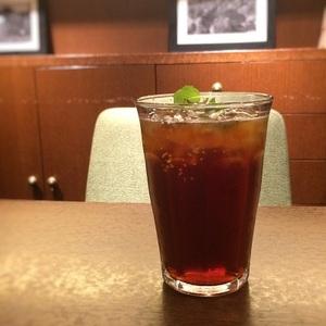 【冷珈ソーダ】上島珈琲店の夏の定番が2017年も登場【レビュー】