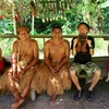 世界一周151日目前編 ペルー(49) 〜アマゾン川で平泳ぎ、少数民族ヤグア族の村へ(アマゾン川ジャングル2日目)〜