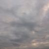 2016年12月5日(月)今朝の空