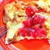 イチゴと薫製とサウナ