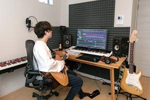 Beat Makers Laboratory Japanese Edition Vol.22 春野〜作品ごとに自分が大きく変化していくところを皆さんに楽しんでもらえたらうれしいです