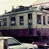 ハワイアンブルーの電車 3