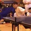 三重県、卓球 2019 鈴亀地区新人戦 学校対抗戦。