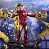 決定版【アイアンマン】ムービー・マスターピースDIECAST「アイアンマン マーク4 パワードスーツ装着機付」1/6 可動フィギュア【ホットトイズ】より2018年12月発売予定!!