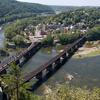 Appalachian Trail - Reisebericht über Harpers Ferry