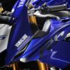 ★ヤマハ EICMAでレーシングパーツ装着の新型YZF-R6を発表