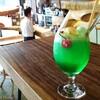 ゲストハウスのカフェでクリームソーダ / Nui. HOSTEL & BAR LOUNGE @蔵前
