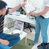 ダイエット-初回カウンセリングからの月4プラン1回目-梅田 中崎町 パーソナルトレーニング effort