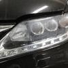ヘッドライトリペア レクサス/RX450h FSPORT  ヘッドライトの劣化+くすみ復元リペア+劣化防止コーティング