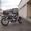車庫つきの宿を求めて(笑)【新潟~福島ツーリング】