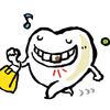 ついに!前歯に食べかす付いたままお買い物〜day163〜