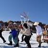 SNOWART-山ぞりまつり2日目
