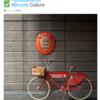 デンマーク自転車のある風景&小確幸&『犬ヶ島』