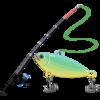 釣り初心者向け道具 色々な魚に対応した竿(マルチタイプ万能釣り竿)