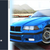 Realistic Car Controller 自動車3Dモデルが走る、衝突、凹む!アクロバットな物理走行&コントローラー。モバイル対応