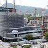 商業施設、来年9月開業 熊本市の桜町再開発ビル
