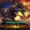 【新スキン】ミノタウロスの「神聖なるハンマー」モデル