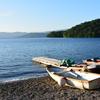 【屈斜路湖は温泉の宝庫】和琴半島キャンプ場 北海道ツーリング