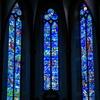ドイツ旅行記。シュテファン教会!青に輝くステンドグラス