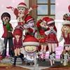 先取りクリスマスパーティー・・・