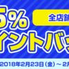 【超お得】dデリバリーが75%ポイントバックで実質75%OFFに!【2月23から25日限定】
