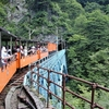 黒部峡谷トロッコ電車(富山)