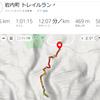 岩内岳、トレランと登山