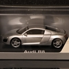 アウディ公式ミニカー Audi Collection Audi R8 Eisslber 1/43