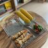 corn set meal