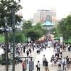 【ポケモンGO#3】上野公園おすすめ ミニリュウの巣 ギャドラスも。