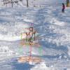 ずらしで滑る2 コース - コブ初心者、モーグル入門者のための、コブの滑り方(3)