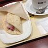 カルツォーネ 5種のチーズ&厚切りベーコン@ドトールコーヒーショップ 札幌大通西3丁目店