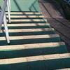 色と歩行の安全
