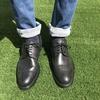 「ステファノブランキーニ」の高コスパ「革靴」を購入したので、開封&レビュー&着用してみました。