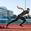 短距離走における有酸素的要素の重要性(無酸素運動によるものだけではないという事も考慮し、酸素を使ったクレアチンリン酸再合成などの比率も高い)