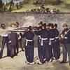 【絵画】マネ《皇帝マキシミリアンの処刑》なぜ皇帝は処刑されたか?
