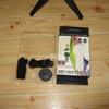 kr268 Vemico カメラレンズキット 3点セット(魚眼レンズ、マクロレンズ、広角レンズ) クリップ式 自撮りレンズ iPhone スマートフォン用(ブラック)