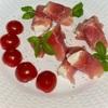 薬味や野菜の保存と冷蔵庫の関係/トマトで丸ごとご飯、豆腐とツルムラサキの梅和え