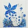 おかべてつろう個展 「青に咲く」で触れたもの〜ロマンス、優しさ、自然の中に在る幸せを感じる~