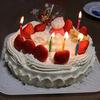 【写真複製・写真修復の専門店】クリスマスケーキ 明るく
