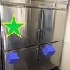 業務用冷凍庫、冷蔵庫が冷えない。ガス漏れ応急補充
