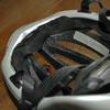 金曜日:ヘルメット新調