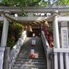 麻布十番稲荷・深川不動堂・亀岡八幡宮へ朔日参り。