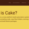 Custom Deployment for Azure Web Apps using CAKE