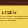 Custom Deployment for Azure Web Apps using CAKE