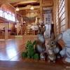 「月読尊」と「光兎大神」を祀るうさぎ好きにはたまらない光兎神社[岩船郡関川村]