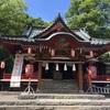 子宝スポット巡り@山中諏訪神社