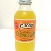 【飲んでみた】あの定番商品に新フレーバー!C1000 ビタミンオレンジ(ハウス)