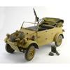 WW.II ドイツ軍『キューベルワーゲン Type82』1/9 プラモデル【イタレリ】より2019年2月発売予定☆