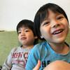 宜野湾ゆうな児童公園へ〜ラジオのお知らせも